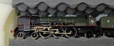 Lot 669 - Jouef HO-gauge boxed trains.