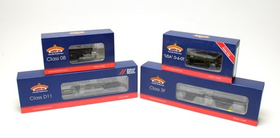 Lot 680 - Four Bachmann 00-gauge Branchline Model Railways boxed trains.