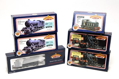 Lot 684 - Six Bachmann 00-gauge Branchline boxed trains.