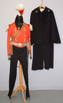 Lot 1196 - A Lord Lieutenant's uniform