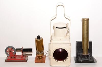 Lot 1213 - Railway items