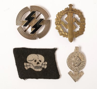 Lot 1017 - Collection of WWII German Awards