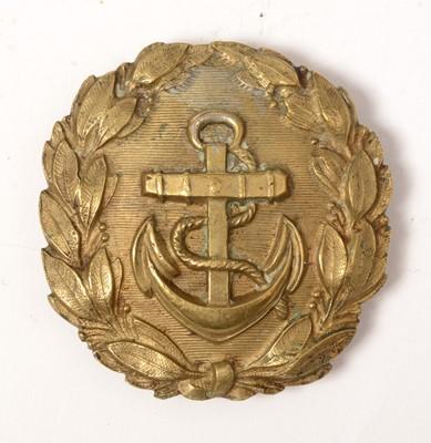 Lot 1025 - Imperial German Navy belt buckle