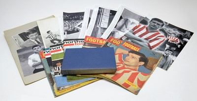 Lot 1257 - A selection of Stan Anderson signed and unsigned photographs