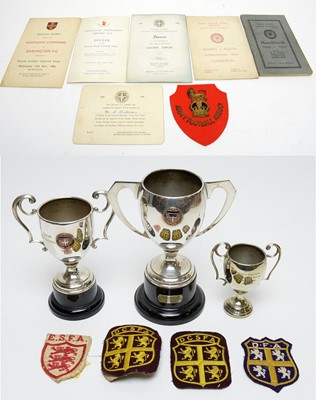 Lot 1258 - Awards and effects of Stanley (Stan) Anderson
