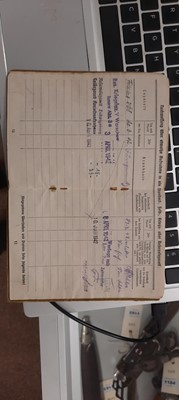 Lot 1035 - Collection of WWII German documentation