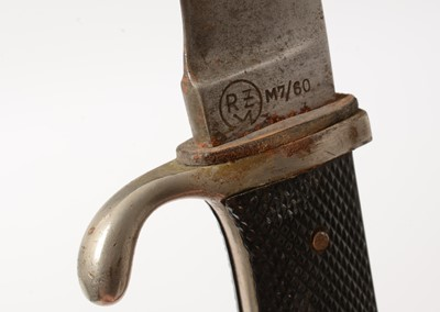 Lot 1041 - WWII Hitler Youth knife