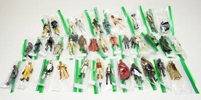 Lot 922 - 1970/80's Star Wars figures.