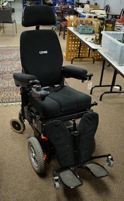 Lot 577 - A Genie Powerchair