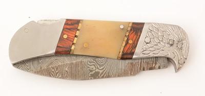 Lot 1087 - 20th Century folding pocket knife