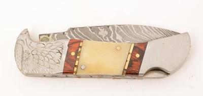 Lot 1088 - 20th folding pocket knife