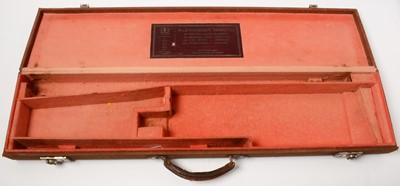 Lot 1013 - Alexander Martin gun case