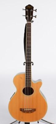 Lot 313 - Alliance VP-800B-N electro-acoustic Bass