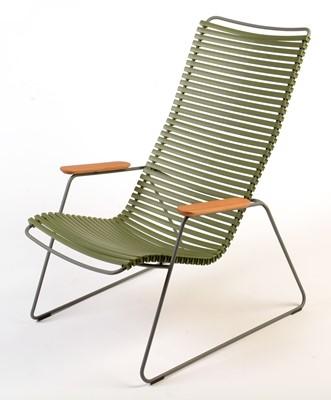 Lot 85 - Henrik Pedersen for Houe: a 'Click' lounge chair.