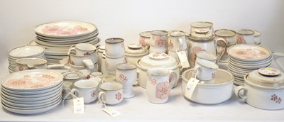 Lot 241 - Denby 'Gypsy' pattern dinner, tea and coffee service