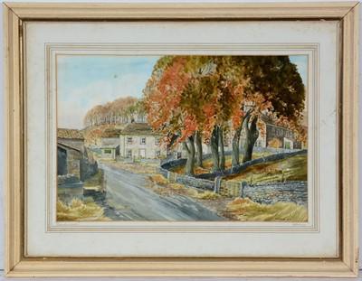 Lot 716 - Jeff Money - watercolour.
