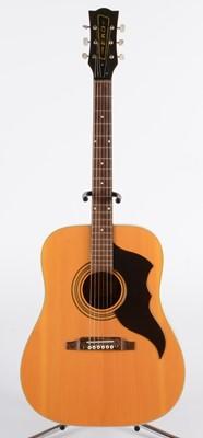 Lot 316 - EKO Ranger VI Guitar cased