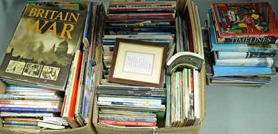 Lot 405 - Selection of hardback and other books