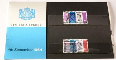 Lot 3 - GB QEII Forth Road Bridge presentation pack