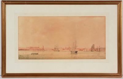 Lot 729 - 19th Century - watercolour.