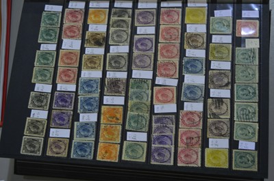 Lot 82 - An album of Canadian stamps in a stock book