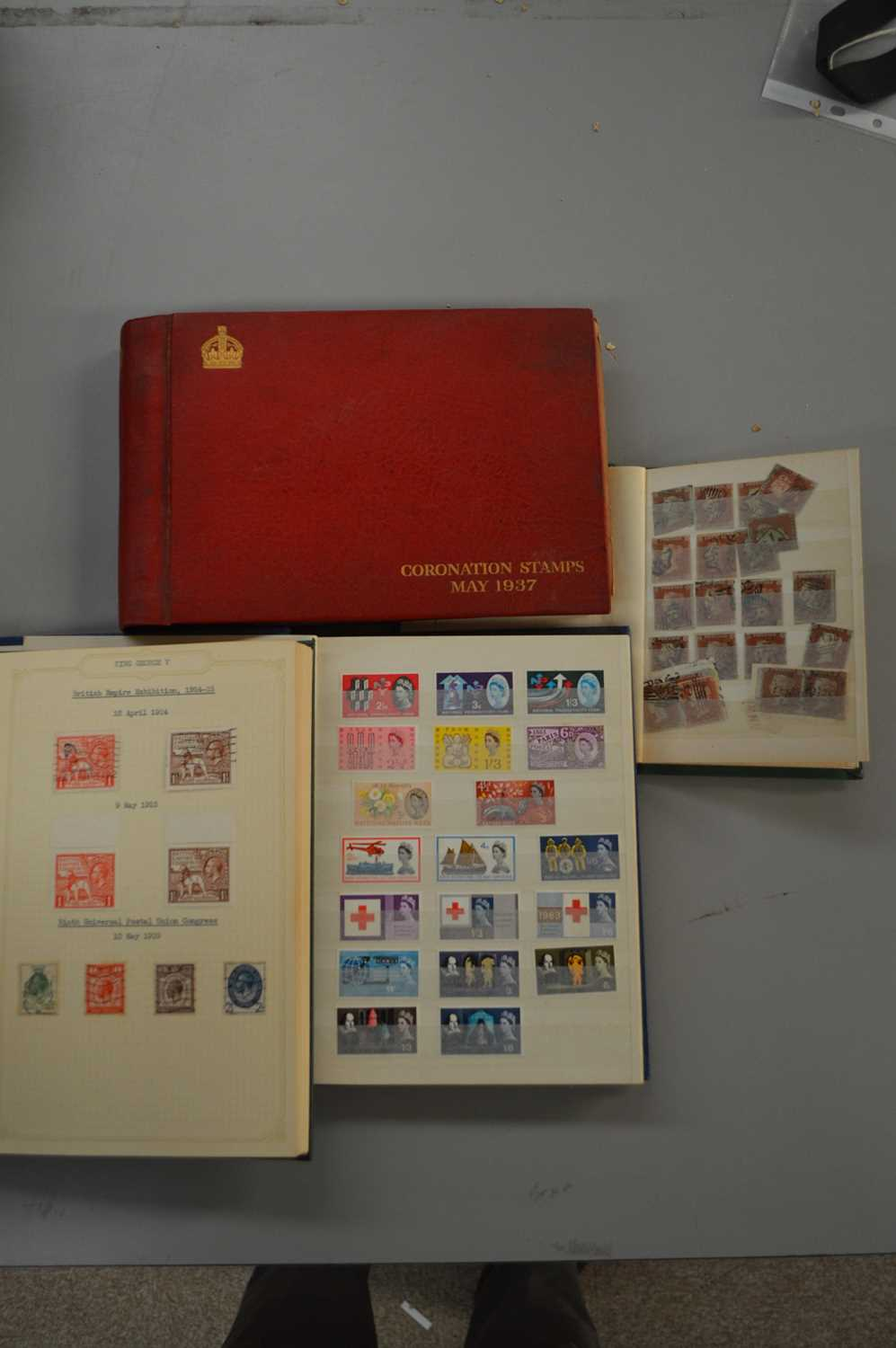 Lot 2 - GB and regional stamps