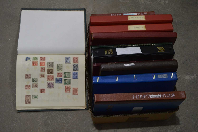 Lot 6 - Commonwealth stock books