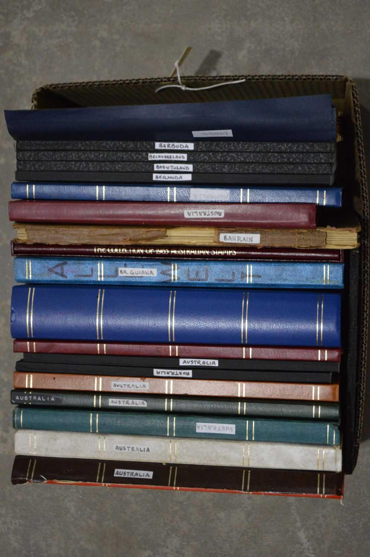 Lot 8 - Commonwealth stock books