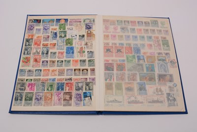 Lot 11 - Stamp stock books