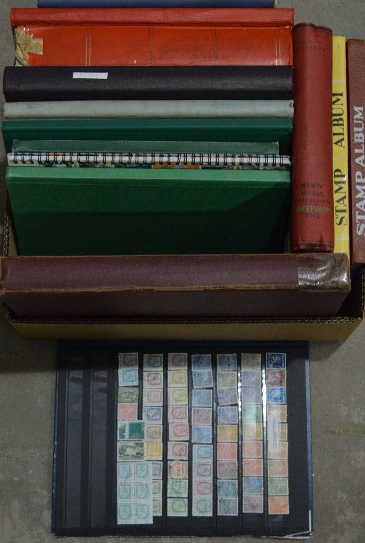 Lot 31 - World stamp stock