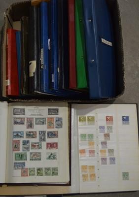 Lot 39 - World stamp stock