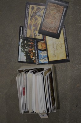 Lot 58 - A collection of Royal Mint books of stamps