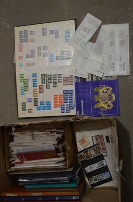 Lot 60 - A large quantity of Royal mail stamp blocks
