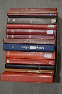 Lot 65 - World stamp stock books