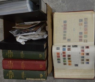 Lot 67 - The new ideal postage stamp albums