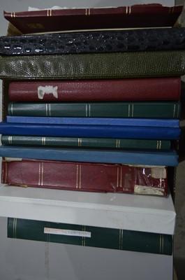 Lot 78 - World stamp stock books