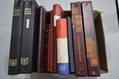 Lot 80 - World stock stamp books