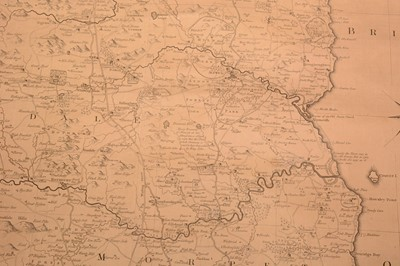 Lot 650 - After Lieut and W Armstrong - map