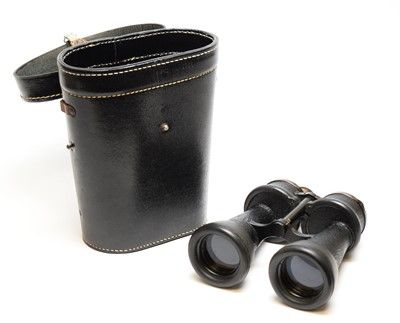 Lot 338 - Pair of German BEH binoculars.
