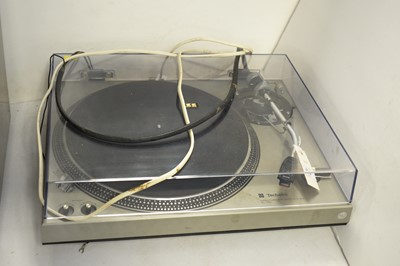 Lot 429 - A Technics Direct Drive Player System SL-150 turntable