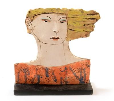 Lot 93 - Christy Keeney, ceramic sculpture