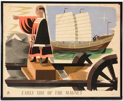 Lot 95 - Eric Fraser (1902-1984) - poster