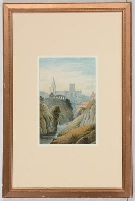 Lot 685 - John Shirley Fox - watercolour.