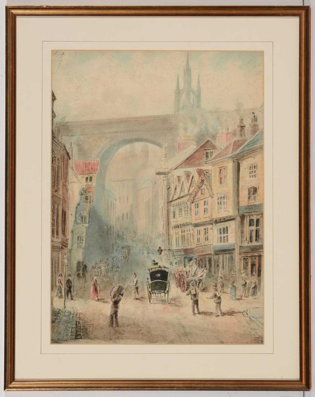 Lot 687 - 19th Century, British School - watercolour.