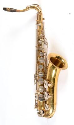 Lot 262 - Corton Amati Saxophone