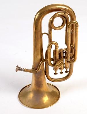 Lot 257 - Hawkes tenor horn
