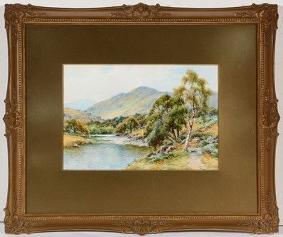 Lot 719 - Harry James Sticks - watercolour