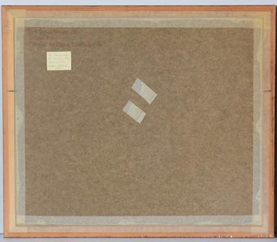 Lot 665 - Robert Turnbull - pastel