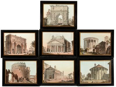 Lot 603 - Italian School - prints.