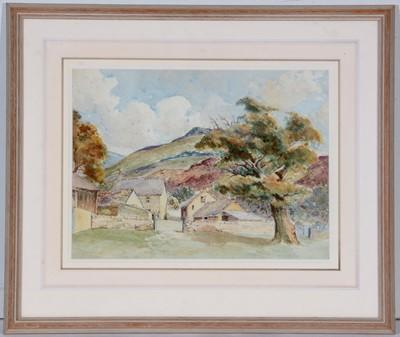 Lot 690 - George Birkett Fisher - watercolour